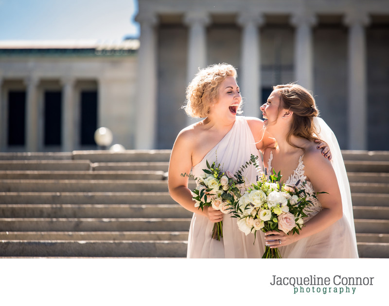Delaware Park Wedding Photos