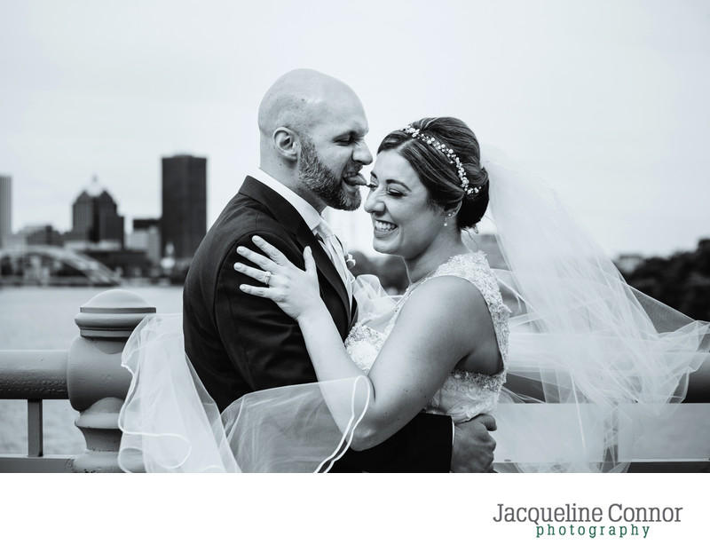 Unique Rochester Wedding Photographer