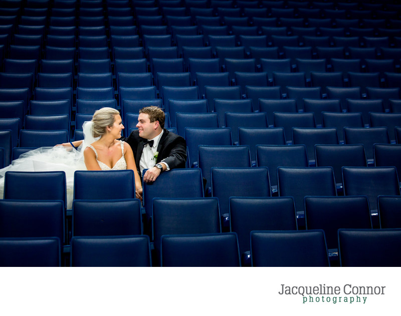 Key Bank Center Wedding Photos