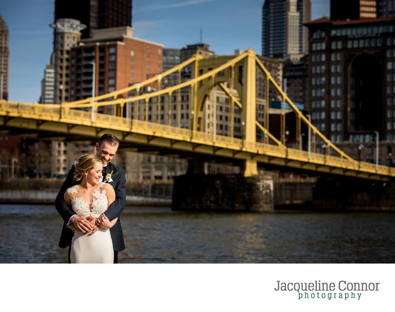 Pittsburgh Candid Wedding Photos