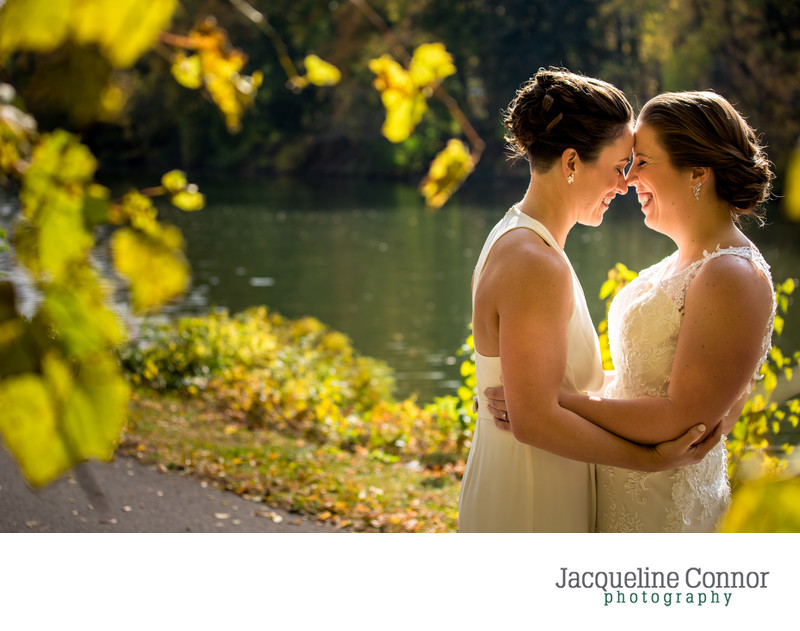 Rochester LGBTQ+ Wedding Photographer