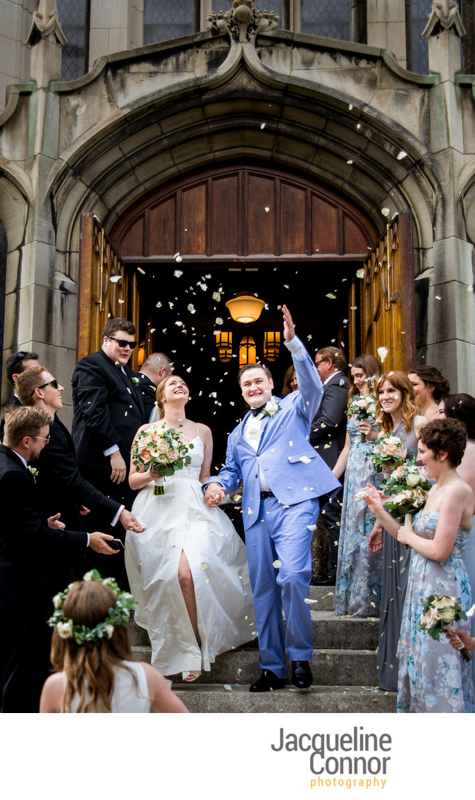 The Buffalo Club Wedding Photographer - Jacqueline Connor Photography