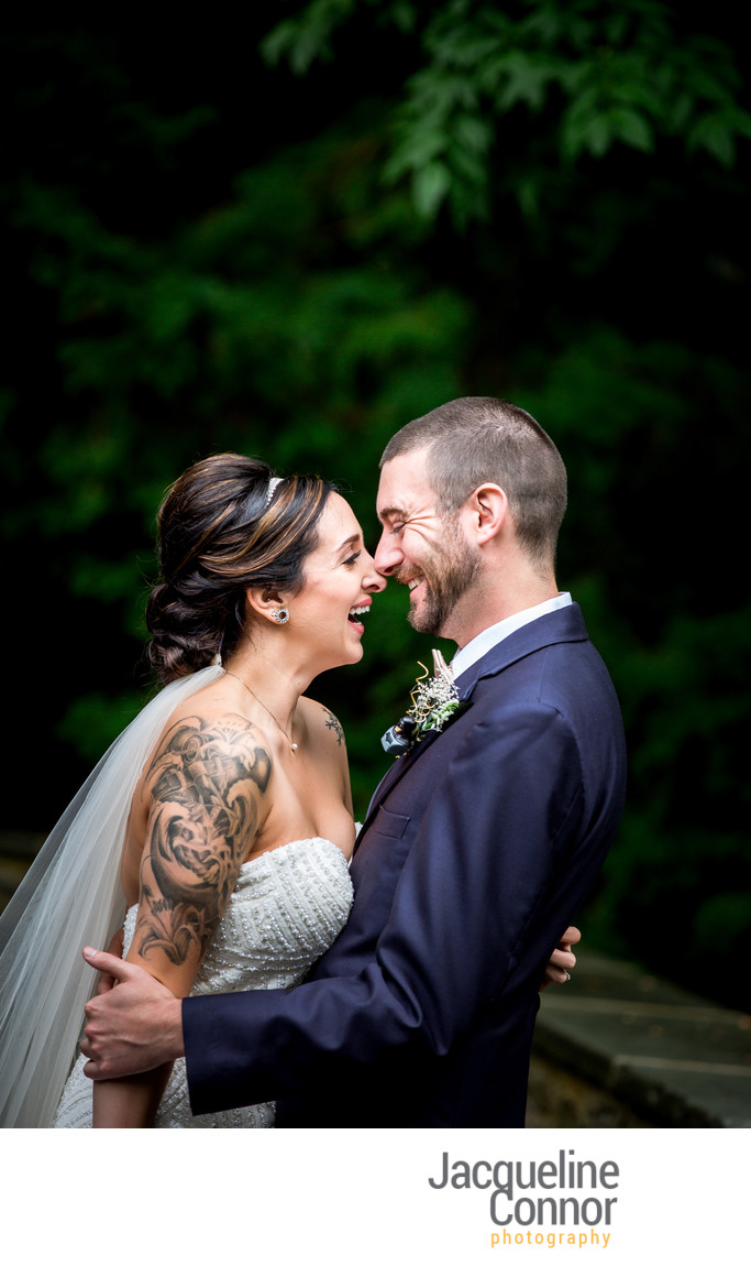 Sunken Gardens Wedding Photos - Jacqueline Connor Photography