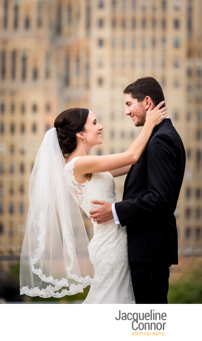 Buffalo City Hall Wedding Photos