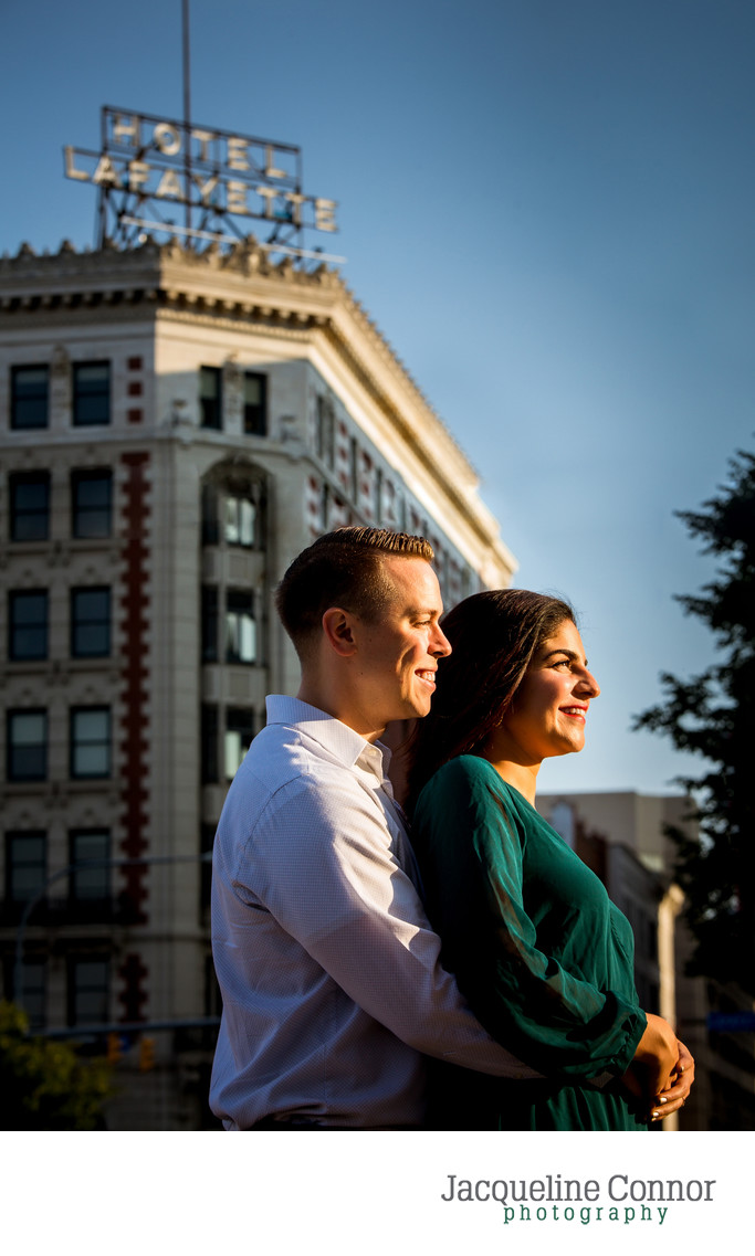Buffalo Engagement Photos