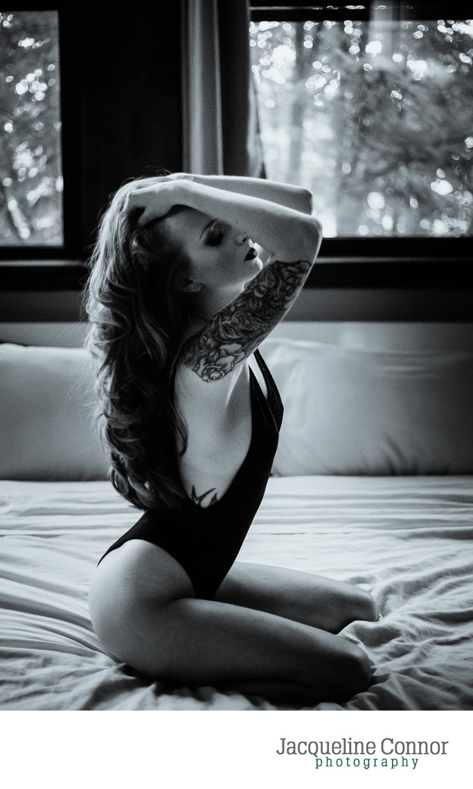 Best Buffalo Boudoir Photographer