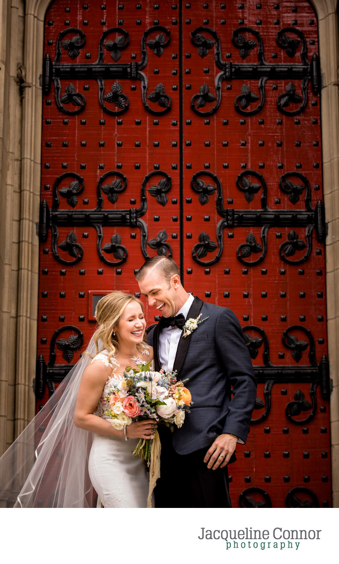 Heinz Chapel Wedding Photos