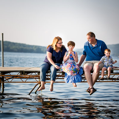 Finger Lakes Family Photography