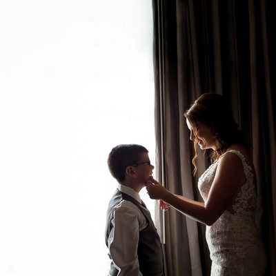 The Curtis Hotel Wedding
