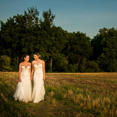 Avon Century Barn Wedding