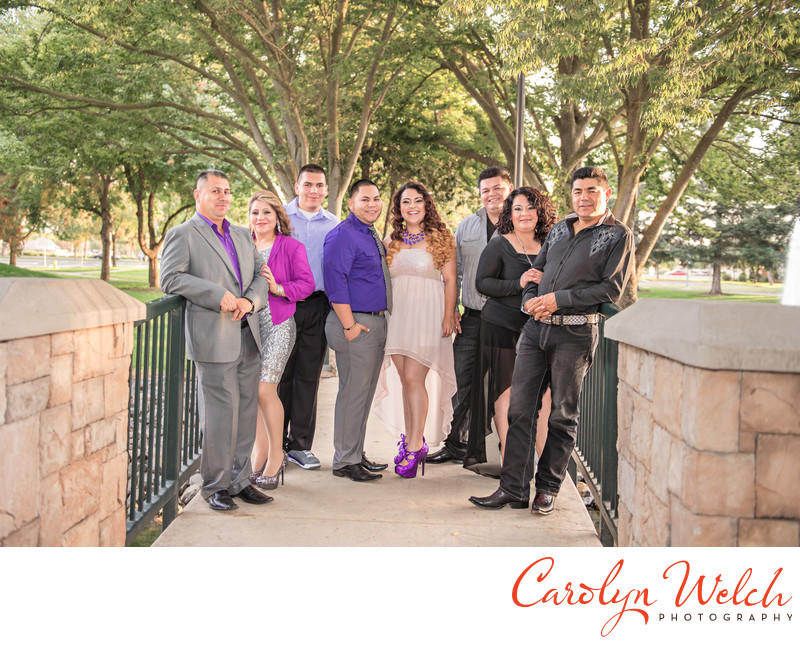 stanislaus state university family photography