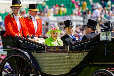 Queen Elizabeth II Royal Ascot Event Photographer