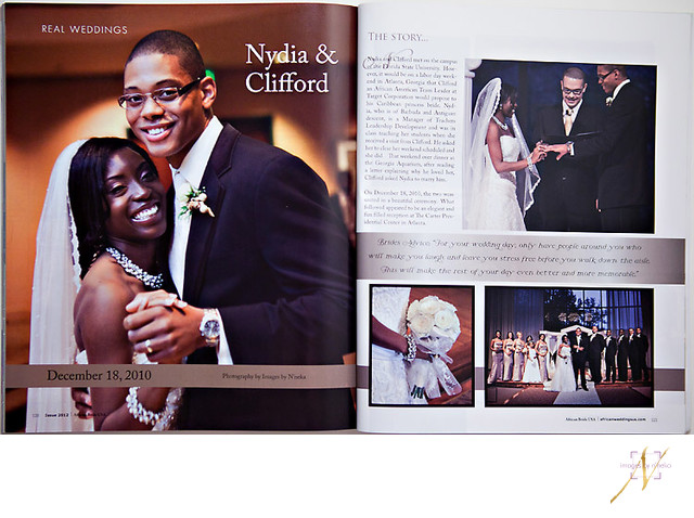 African Bride USA Wedding Magazine