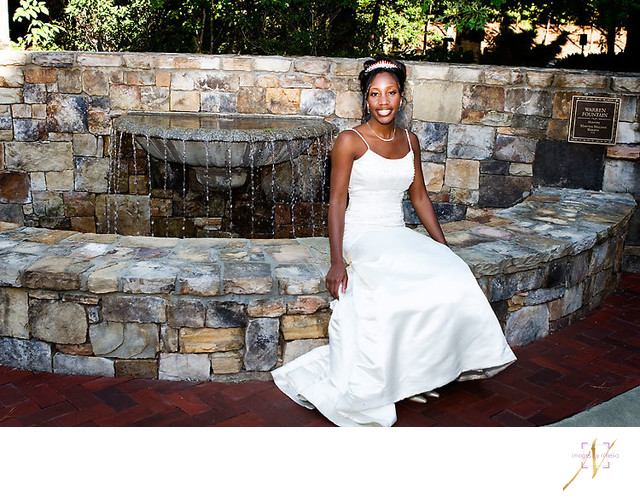 Bridal Portrait Session Atlanta