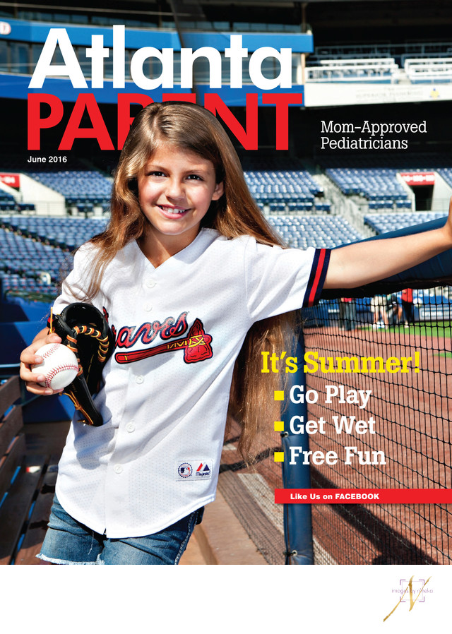Atlanta Parent Cover June 2016
