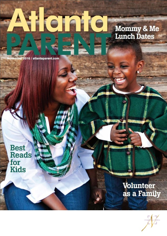 Atlanta Parent Nov 2016 Cover