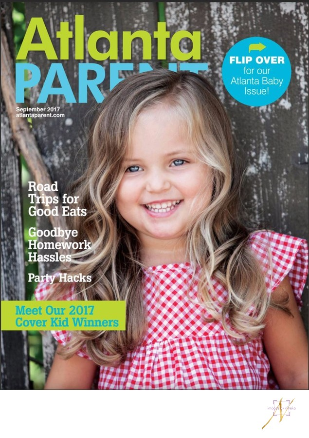 Atlanta Parent Sept 2017 Cover