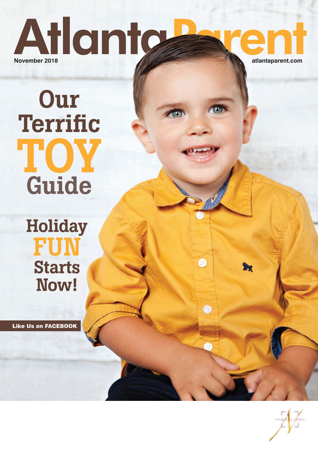 Atlanta Parent Nov 18 cover