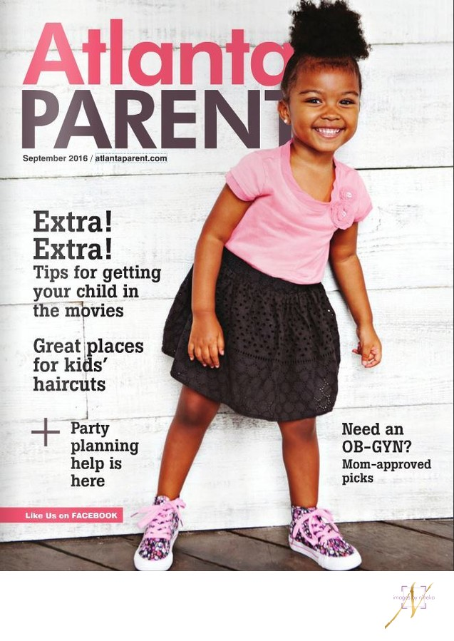 Atlanta Parent Sep 2016 Cover