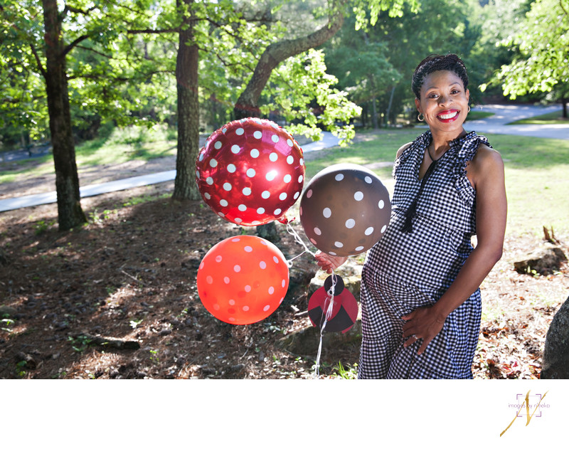 Maternity Photo Shoot in Atlanta