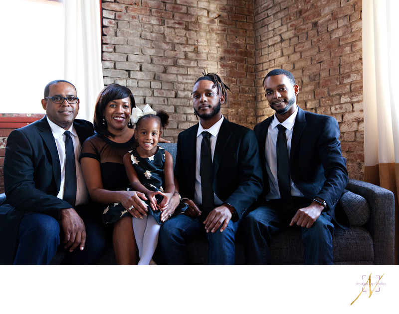 Black family photos Atlanta GA