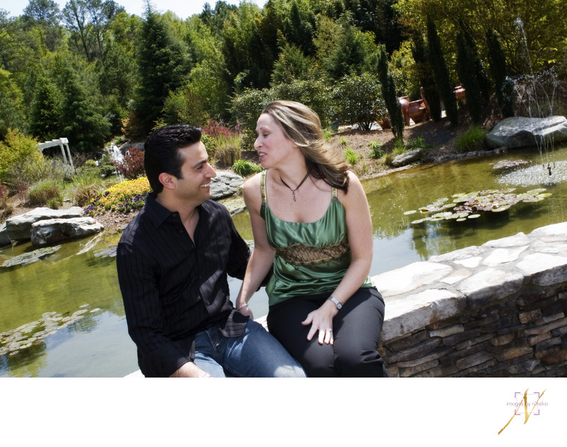 Atlanta engagement photo locations