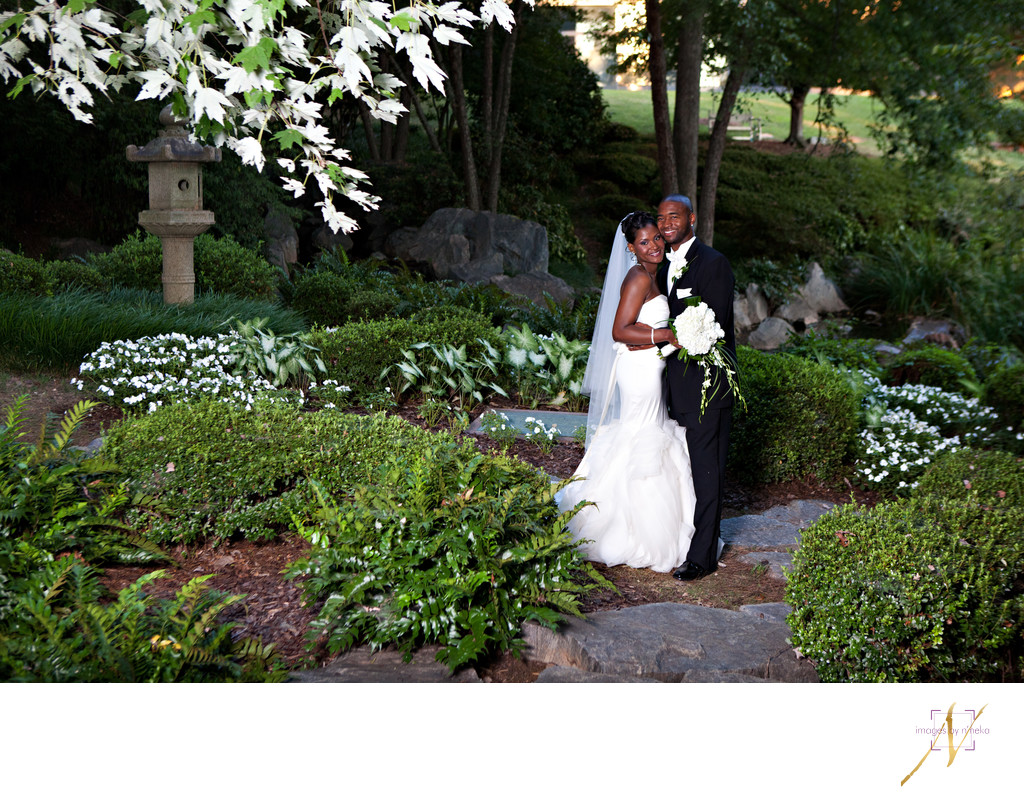 Carter Center Wedding Photographer