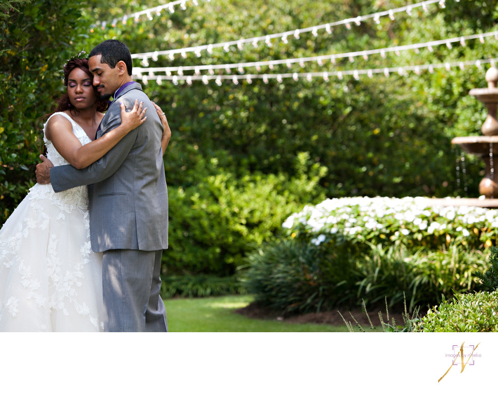 Atrium Wedding Photographer in Norcross GA
