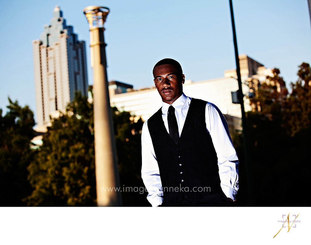 Atlanta senior photographer