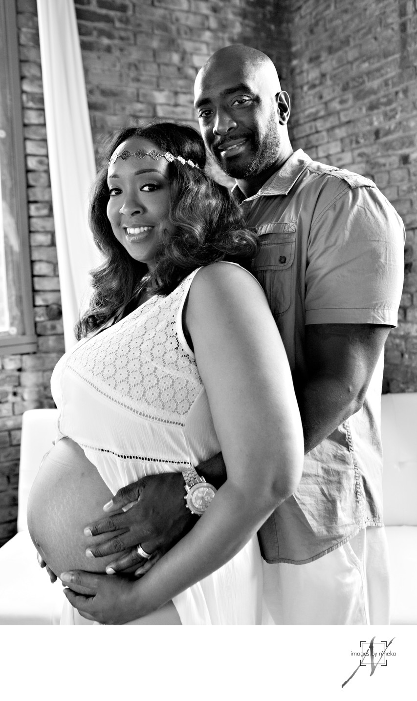 Maternity pictures Atlanta
