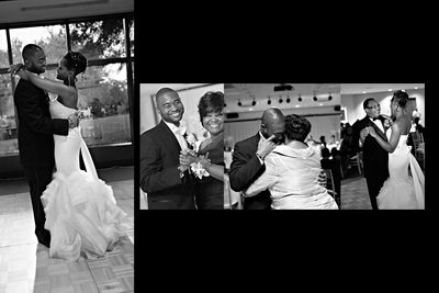 First dance at the Carter Center