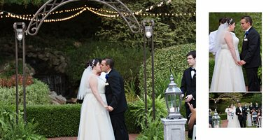 Little Gardens Wedding Ceremony