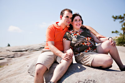 Stone Mountain Summit Portraits