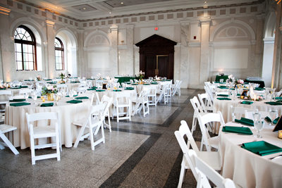 historic dekalb courthouse wedding