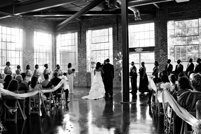 The Foundry Wedding