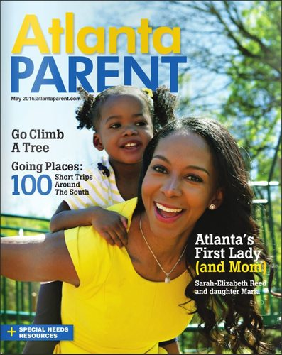 Atlanta Parent May 2016 Cover