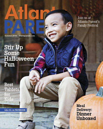 Atlanta Parent Oct 2016 cover