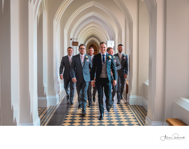 Wedding Photography Stanbrook Abbey