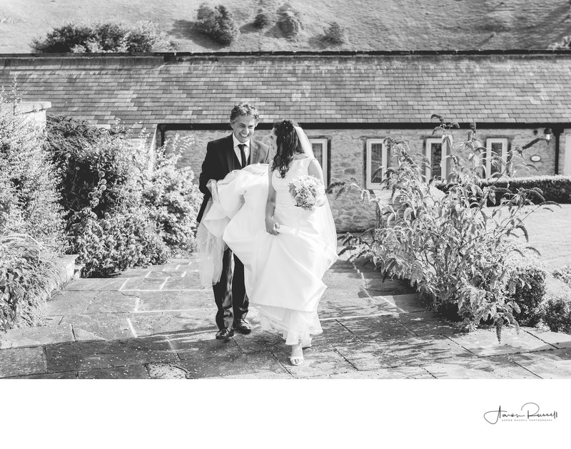 Best Wedding Photographer Cressbrook Hall