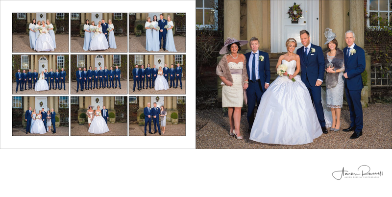 Derbyshire Wedding Photographer Formal Photos