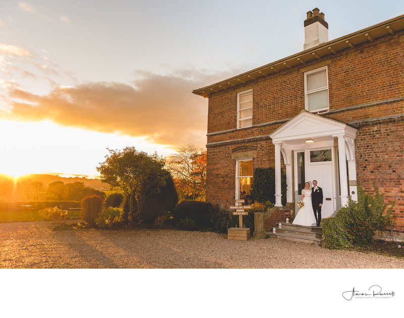 Wedding at Shottle Hall