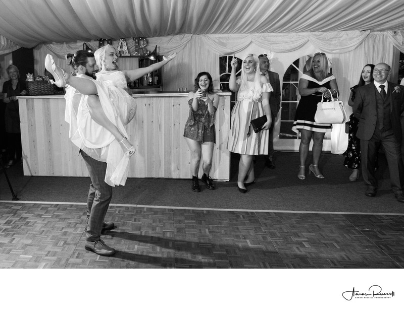 First Dance Wedding Photographers Derbyshire
