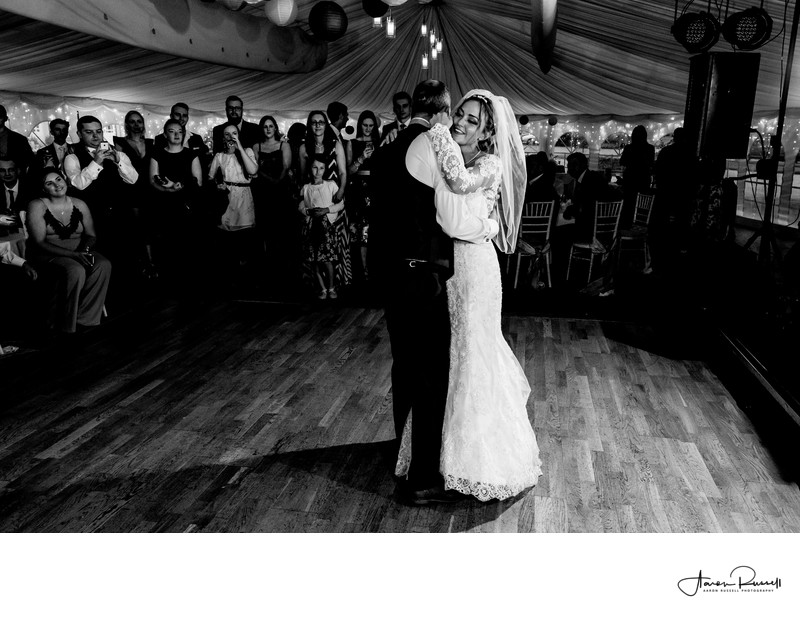 Leicestershire Wedding Photographer First Dance