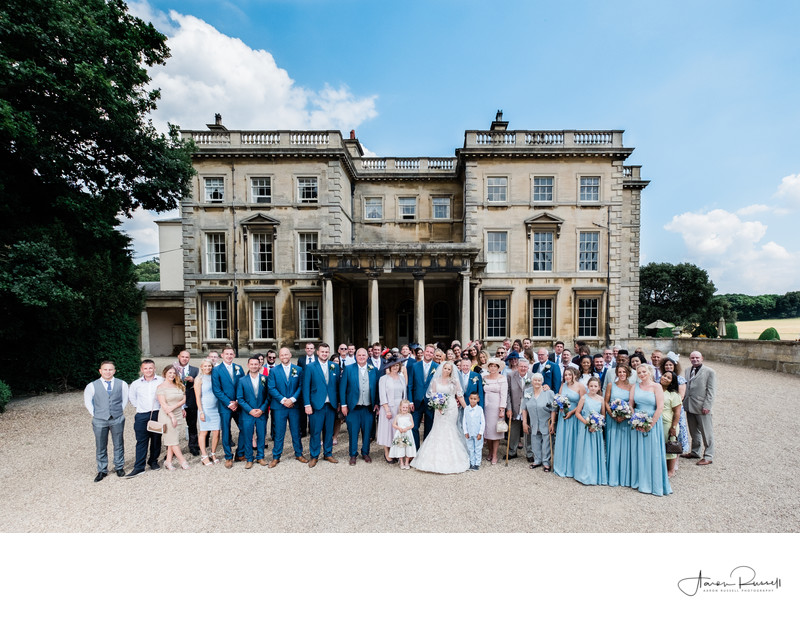 Prestwold Hall Wedding Photographer