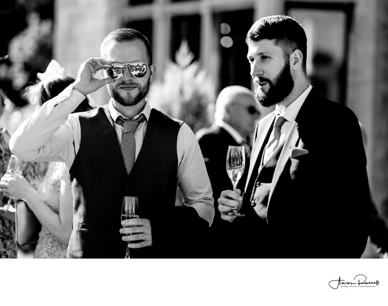 Guests Wedding Photographers Derbyshire