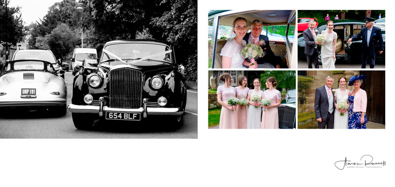 Nuneaton Classic Wedding Photography