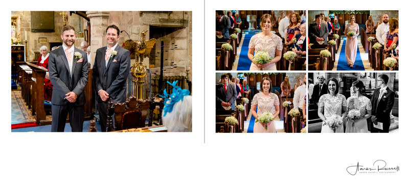 Church Wedding Photographers Derbyshire