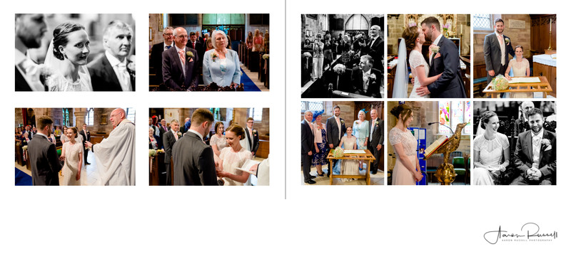 Leicestershire Wedding Photographer Wedding Album