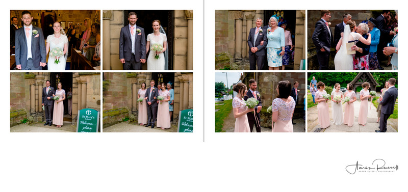 Derbyshire Wedding Photographers Album 17 of 38