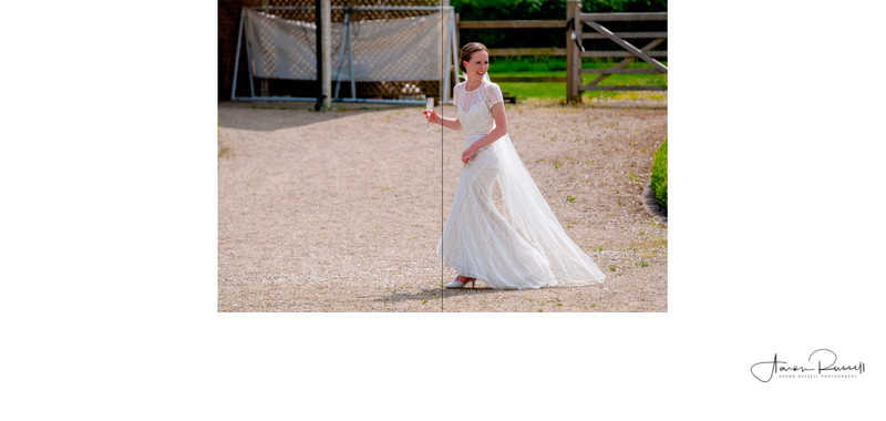 Derby Wedding Photographer Bride Portrait